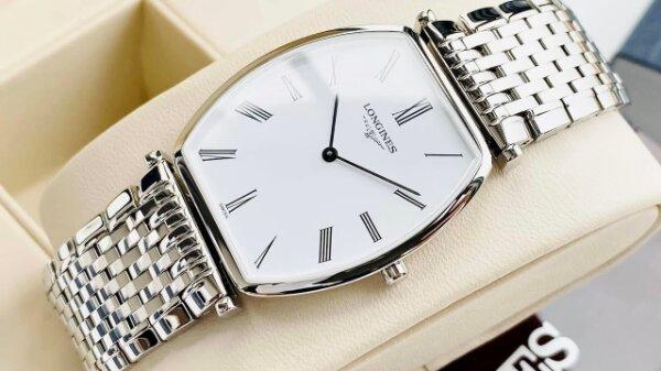Mẫu đồng hồ nam dành cho tay nhỏ Longines L4.705.4.11.6