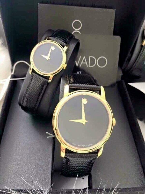 Thương hiệu đồng hồ Movado có gì đáng chú ý?