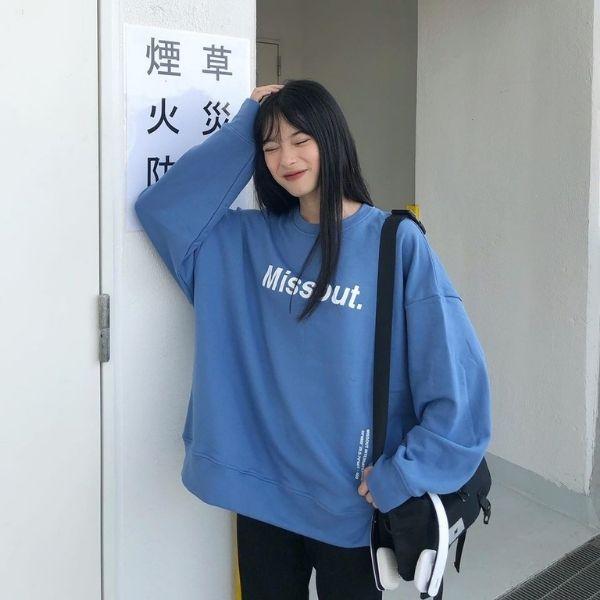 Áo sweater thương hiệu nhà Missout