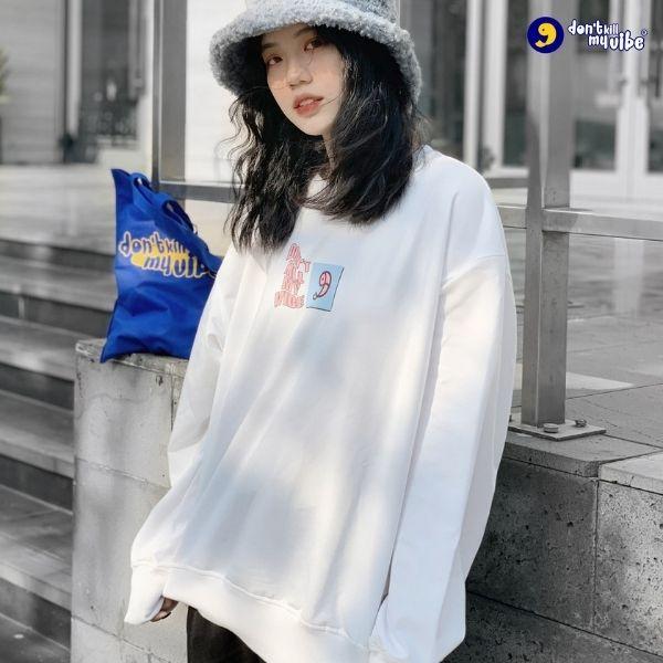 Sweater local brand từ nhà DKMV