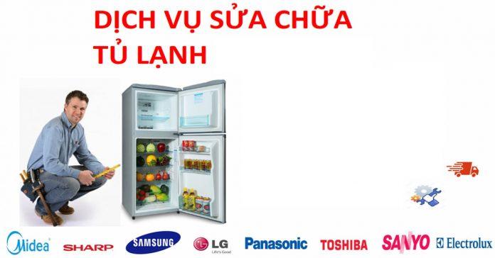 Top 06 địa chỉ sửa chữa tủ lạnh Sharp uy tín tại TPHCM