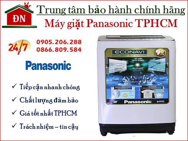 Điện lạnh Đình Nhật - Trung tâm sửa máy giặt Panasonic hàng đầu tại TPHCM