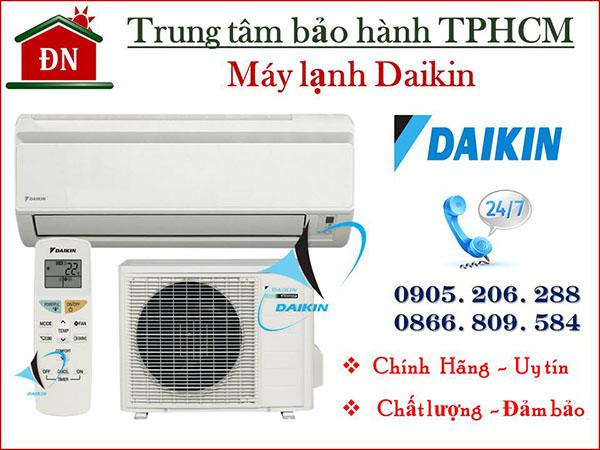 Điện lạnh Đình Nhật - Trạm bảo hành điều hoà Daikin chất lượng