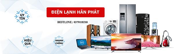 Điện lạnh Hân Phát - Trung tâm bảo hành máy giặt Electrolux chính hãng