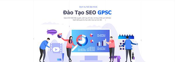 Khoá học Seo tại GPSC