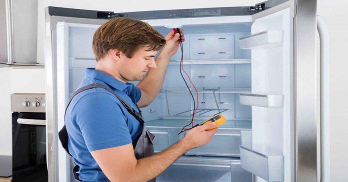 Top 06 địa chỉ sửa tủ lạnh Toshiba uy tín tại TPHCM