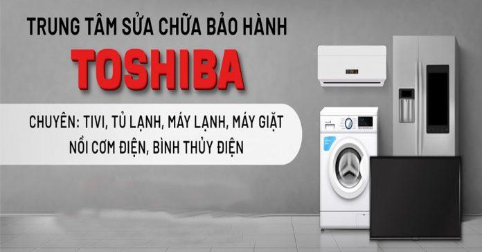 Top 08 trung tâm bảo hành máy giặt Toshiba uy tín tại TPHCM